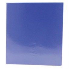 Q-Connect Pres Binder 4 DRing 40mm Blue