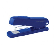 Q-Connect Metal Strip Stapler Blue