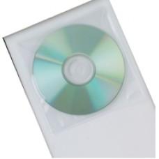 Q-Connect CD Envelope PP Pk50