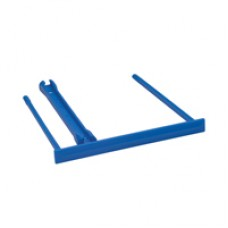 Q-Connect E Clip Blue Pack of 100