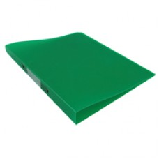 Q-Connect Ring Binder Frosted Green