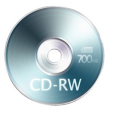 Q-Connect CD-RW Jwl Case 80mins 700MB