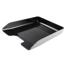 Q-Connect Exec LetterTray Black