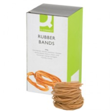 Q-Connect Rubber Bands 500g No 24