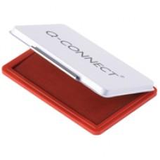 Q-Connect Medium Stamp Pad Metal Case