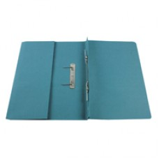 Q-Connect Transfer Pocket File Blue