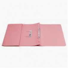 Q-Connect Transfer Pocket File Pink