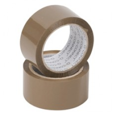 Q-Connect Packaging Tape 50mmx66M