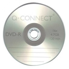 Q-Connect DVD-R Slim Jewel Case 4.7GB